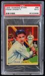 1935 Diamond Stars #86  Frank Crosetti   Front Thumbnail
