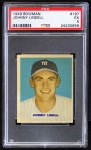 1949 Bowman #197  Johnny Lindell  Front Thumbnail