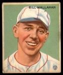 1933 Goudey #200  Bill Hallahan  Front Thumbnail