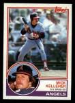 1983 Topps #79  Mick Kelleher  Front Thumbnail