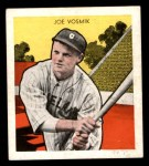 1933 Tattoo Orbit R305 #56  Joe Vosmik   Front Thumbnail
