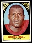 1967 Topps #69  Bobby Bell  Front Thumbnail