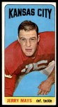 1965 Topps #106  Jerry Mays  Front Thumbnail
