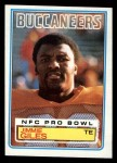1983 Topps #178  Jimmie Giles  Front Thumbnail