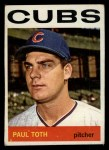 1964 Topps #309 ^COR^ Paul Toth  Front Thumbnail