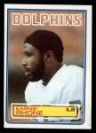 1983 Topps #319  Earnie Rhone  Front Thumbnail