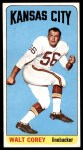 1965 Topps #97  Walt Corey  Front Thumbnail
