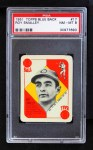 1951 Topps Blue Back #17  Roy Smalley  Front Thumbnail