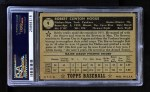 1952 Topps #9  Bobby Hogue  Back Thumbnail