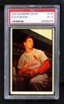 1953 Bowman #115  Cloyd Boyer  Front Thumbnail