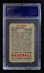 1951 Bowman #309  Mel Queen  Back Thumbnail