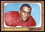 1966 Topps #72  Curtis McClinton  Front Thumbnail