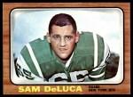 1966 Topps #91  Sam DeLuca  Front Thumbnail