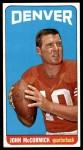 1965 Topps #57  John McCormick  Front Thumbnail