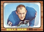 1966 Topps #29  Billy Shaw  Front Thumbnail