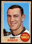 1968 Topps #524  Andy Kosco  Front Thumbnail