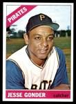 1966 Topps #528  Jesse Gonder  Front Thumbnail