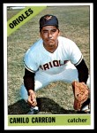 1966 Topps #513  Camilo Carreon  Front Thumbnail