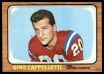 1966 Topps #4  Gino Cappelletti  Front Thumbnail