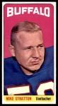 1965 Topps #42  Mike Stratton  Front Thumbnail