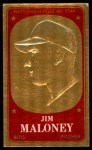 1965 Topps Embossed #68  Jim Maloney  Front Thumbnail
