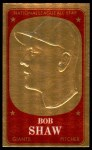 1965 Topps Embossed #57  Bob Shaw  Front Thumbnail