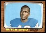 1966 Topps #20  Butch Byrd  Front Thumbnail