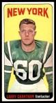 1965 Topps #114  Larry Grantham  Front Thumbnail