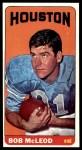 1965 Topps #82  Bob McLeod  Front Thumbnail
