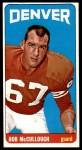 1965 Topps #58  Bob McCullough  Front Thumbnail