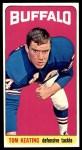 1965 Topps #34  Tom Keating  Front Thumbnail