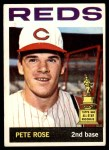 1964 Topps #125  Pete Rose  Front Thumbnail