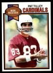 1979 Topps #102  Pat Tilley  Front Thumbnail