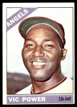 1966 Topps #192  Vic Power  Front Thumbnail