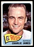 1965 Topps #141  Charlie James  Front Thumbnail