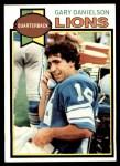 1979 Topps #253  Gary Danielson  Front Thumbnail