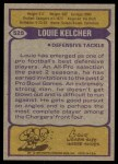 1979 Topps #525   -  Louie Kelcher All-Pro Back Thumbnail