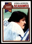 1979 Topps #330  Efren Herrera  Front Thumbnail