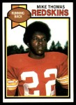 1979 Topps #175  Mike Thomas  Front Thumbnail