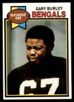 1979 Topps #55  Gary Burley  Front Thumbnail