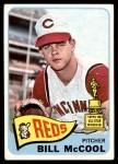 1965 Topps #18  Bill McCool  Front Thumbnail