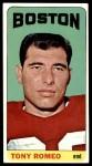 1965 Topps #18  Tony Romeo  Front Thumbnail