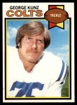 1979 Topps #458  George Kunz  Front Thumbnail