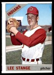 1966 Topps #371  Lee Stange  Front Thumbnail