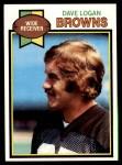 1979 Topps #13  Dave Logan  Front Thumbnail