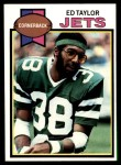 1979 Topps #442  Ed Taylor  Front Thumbnail