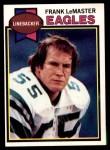 1979 Topps #496  Frank LeMaster  Front Thumbnail