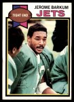 1979 Topps #21  Jerome Barkum  Front Thumbnail