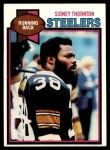 1979 Topps #44  Sidney Thornton  Front Thumbnail