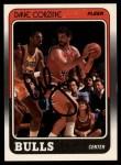 1988 Fleer #15  Dave Corzine  Front Thumbnail